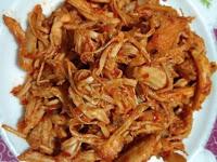 Resep Ayam Suwir Sederhana dan Praktis