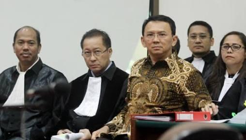 ACTA: Ada Empat Bukti untuk Hakim Vonis Maksimal Ahok