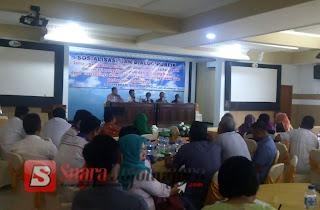 DPC Perpadi Bojonegoro Gelar Sosialisasi dan Dialog Publik