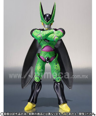 Figura Perfect Cell Premium Color Edition S.H.Figuarts Dragon Ball Z