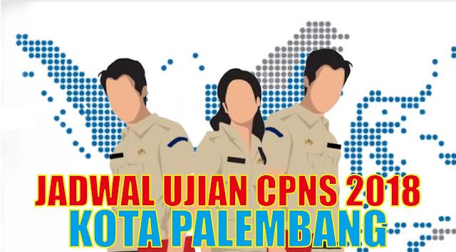 Jadwal Tes SKD CPNS Kota Palembang Tahun 2019-2020 PDF