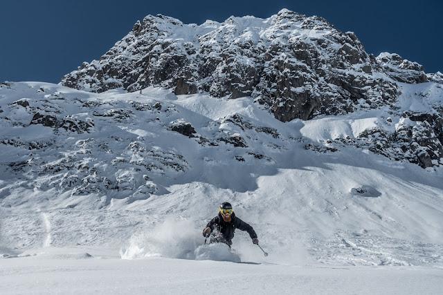 Off Piste Ski Lech Zürs