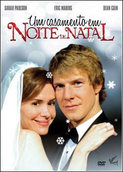 Poster do filme Um Casamento na Noite de Natal