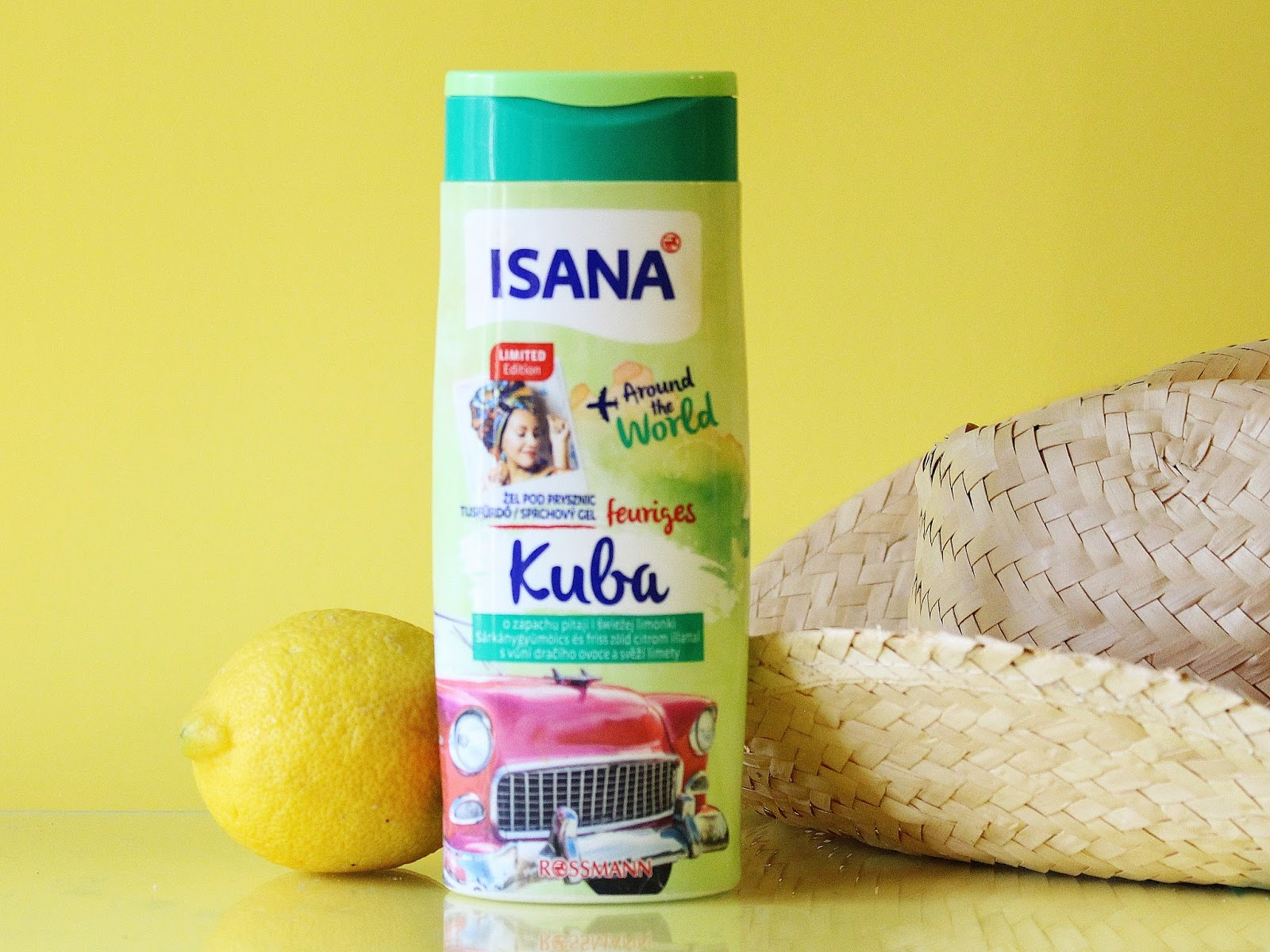 Isana Around The World - Kuba