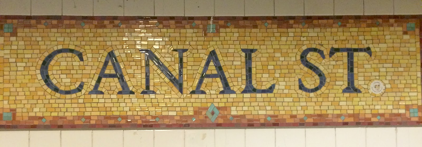 The 10 Year Plan: Touring NYC: The NYC Subway Art Tour (Part 3 of 6)