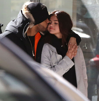 The Weeknd pictured with a new chick as its revealed he was the one who ended things with Selena Gomez