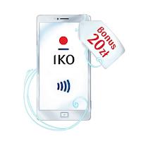Promocja cHCE PŁACIĆ IKO - bonus 20 zł za płatności telefonem dla klientów PKO BP i Inteligo