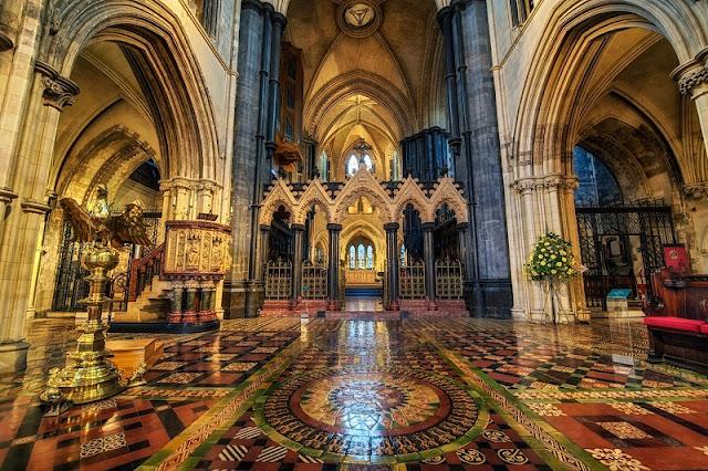 História da Catedral da Santíssima Trindade