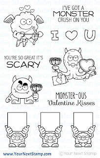 Silly Love Monsters
