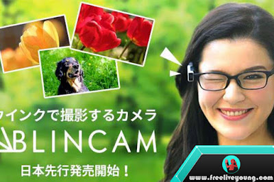 Blincam, Advanced Camera That Shoots with Winks