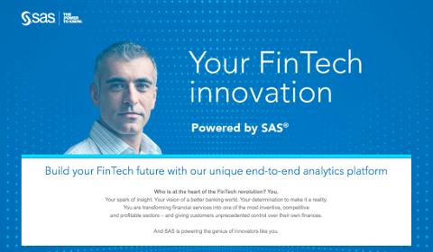 SAS FinTech Incubator