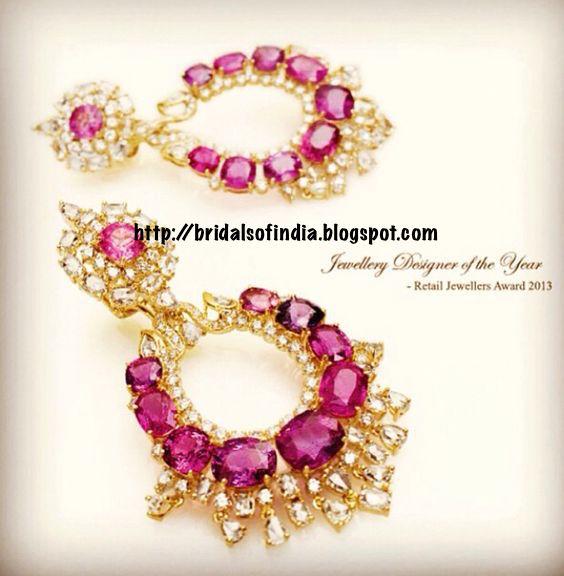 Bhima Jewellery Bands: Fashion World: Farah Khan Fine Jewellery