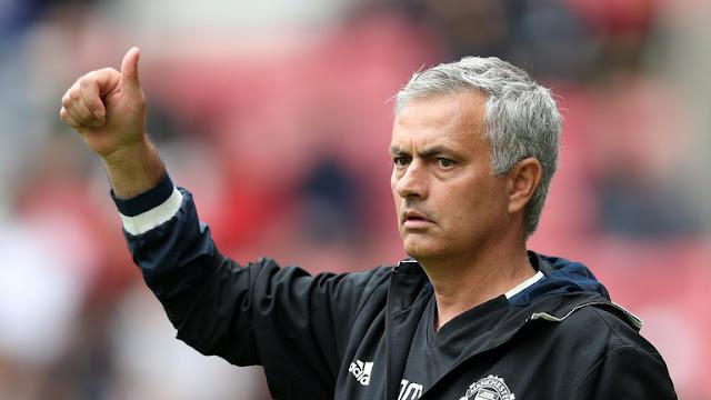 Jose Mourinho MU