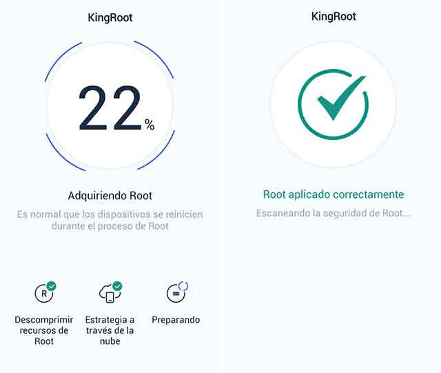 tener acceso root en lg zone con kingroot