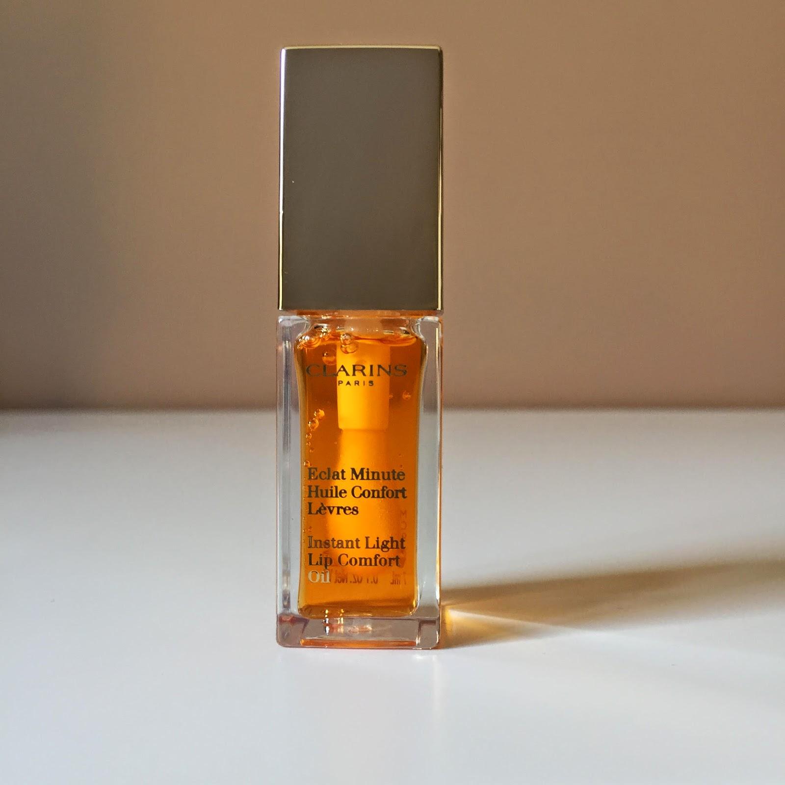 Clarins Instant Light Lip Comfort Oil I Am Fabulicious