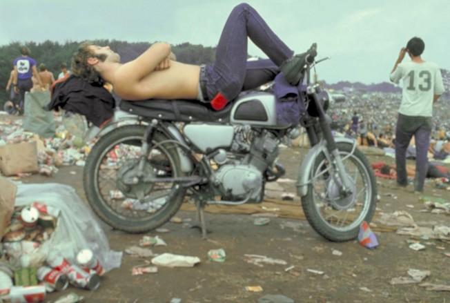 fotos ineditas woodstock 14 - Fotos inéditas Woodstock pela Revista LIFE