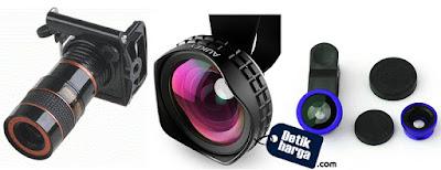 Harga Lensa Kamera HP