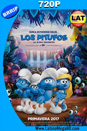 Los Pitufos 3: La Aldea Escondida (2017) Latino HD 720p ()