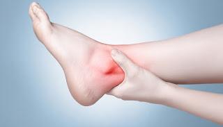 Durere glezna si picior