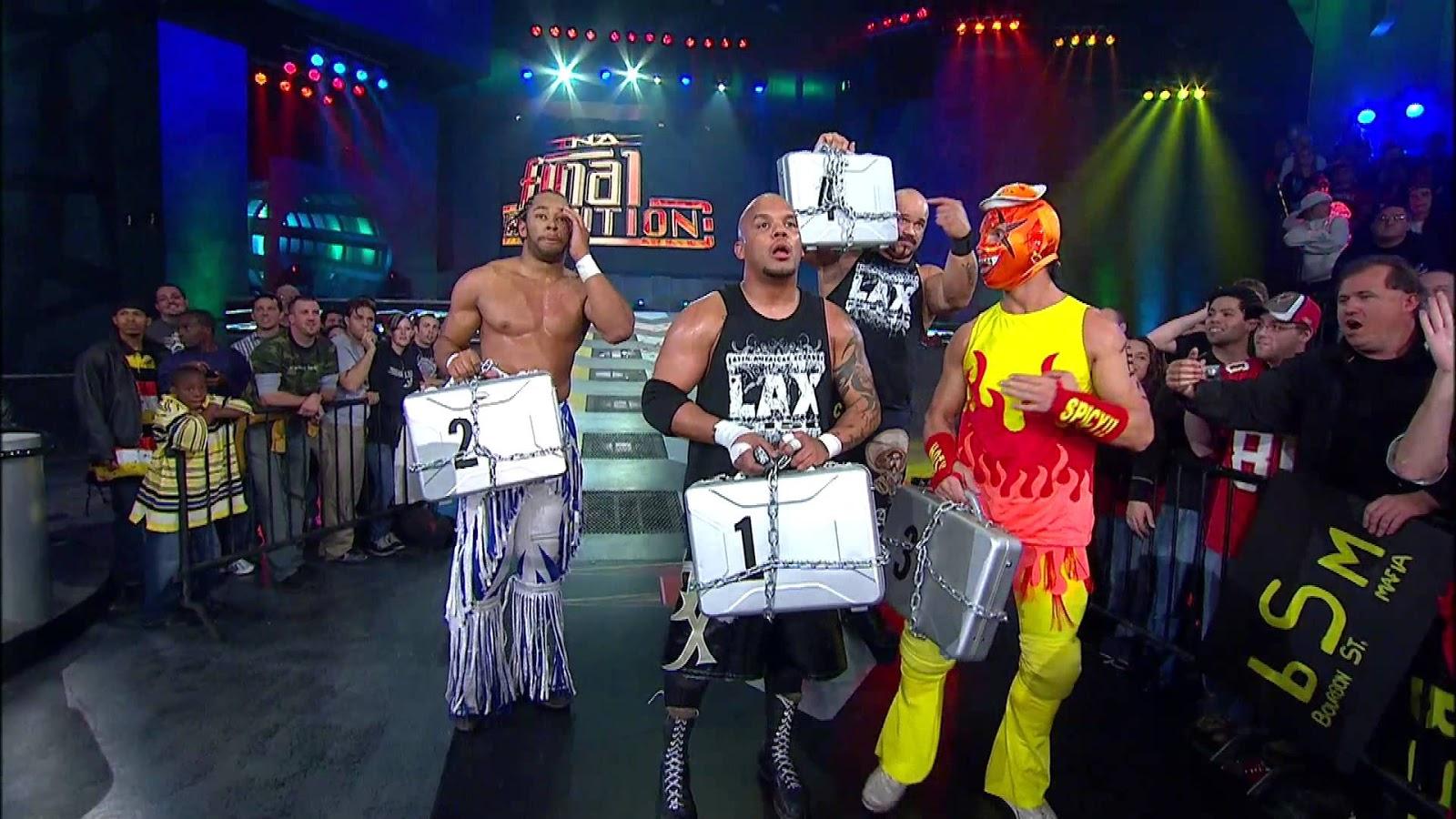 Retro Pro Wrestling Reviews: Rhyno