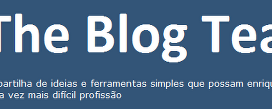 The Blog Teacher: Revisão da Semana
