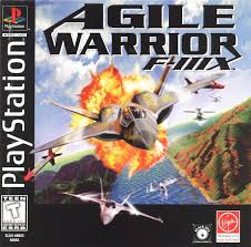 Agile Warrior F-111X - PS1 - ISOs Download