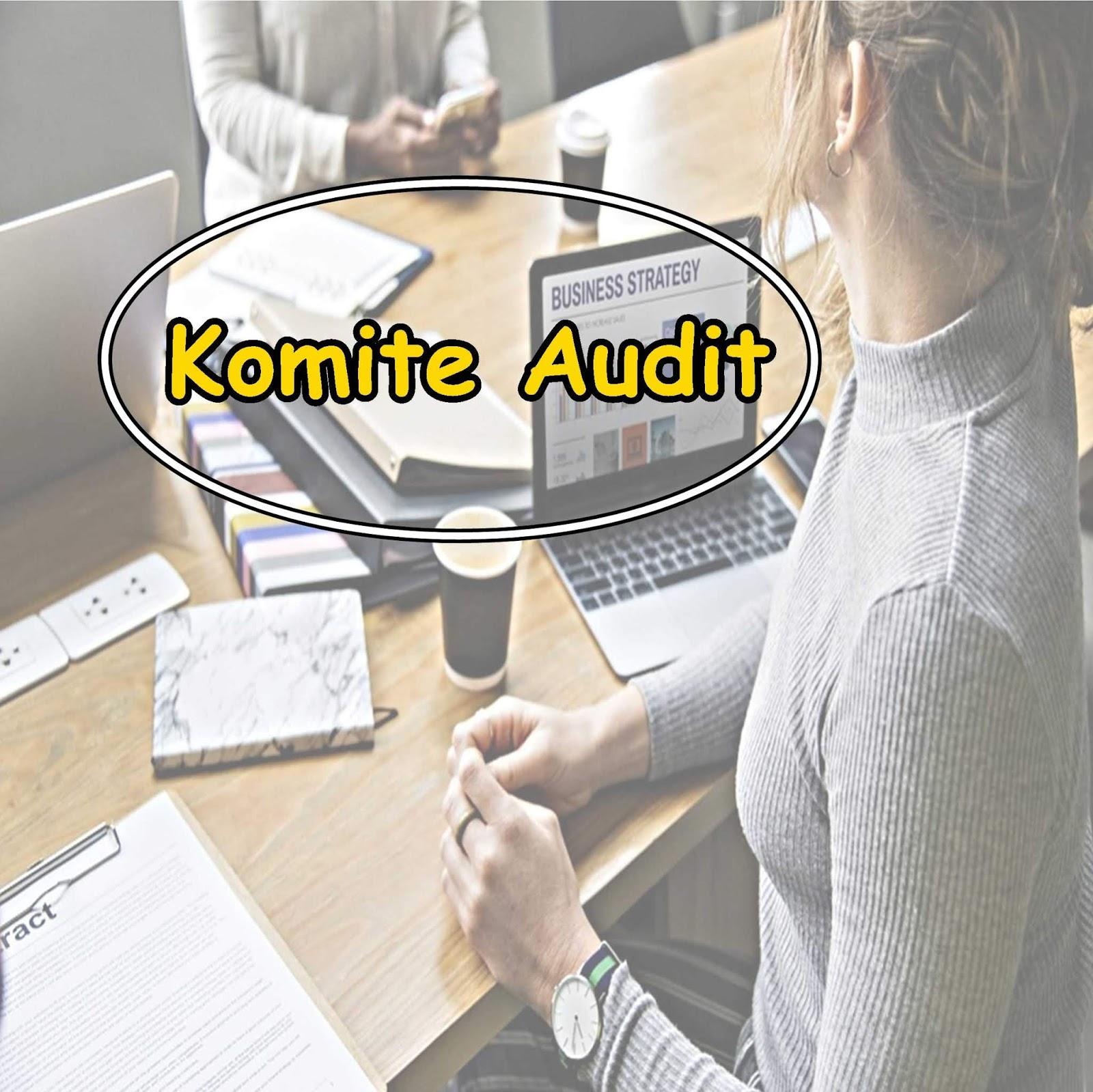 Komite Audit Pengertian Tugas Peran Dan Rumus Cara Mencarinya Edusaham