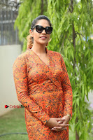 Actress Mumtaz Sorcar Stills in Short Dress at Guru Movie Success meet  0223.JPG
