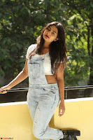 Neha Deshpande in Spicy Denim Jumpsuit and Whtie Crop Top March 2017 106.JPG
