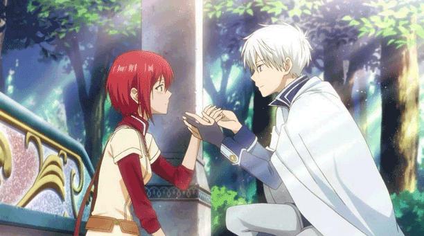 Pasangan Anime Terbaik - Zen X Shirayuki