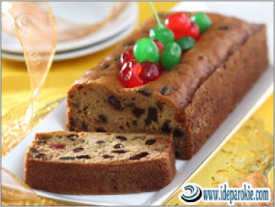 Resep Kue Easy Fruit Cake