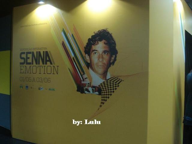 Descubra a exposição Senna Emotion