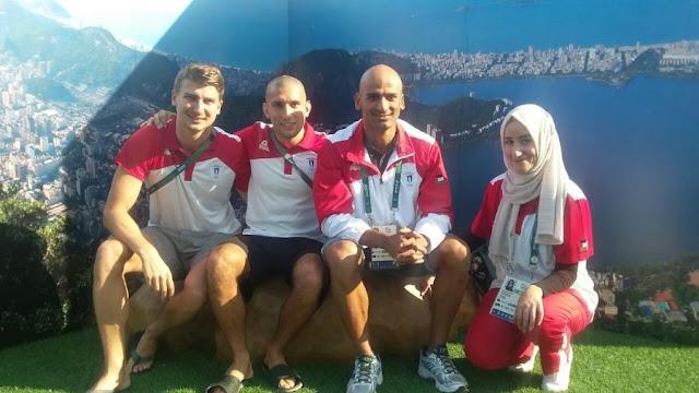Palestina - Olimpiada Rio 2016