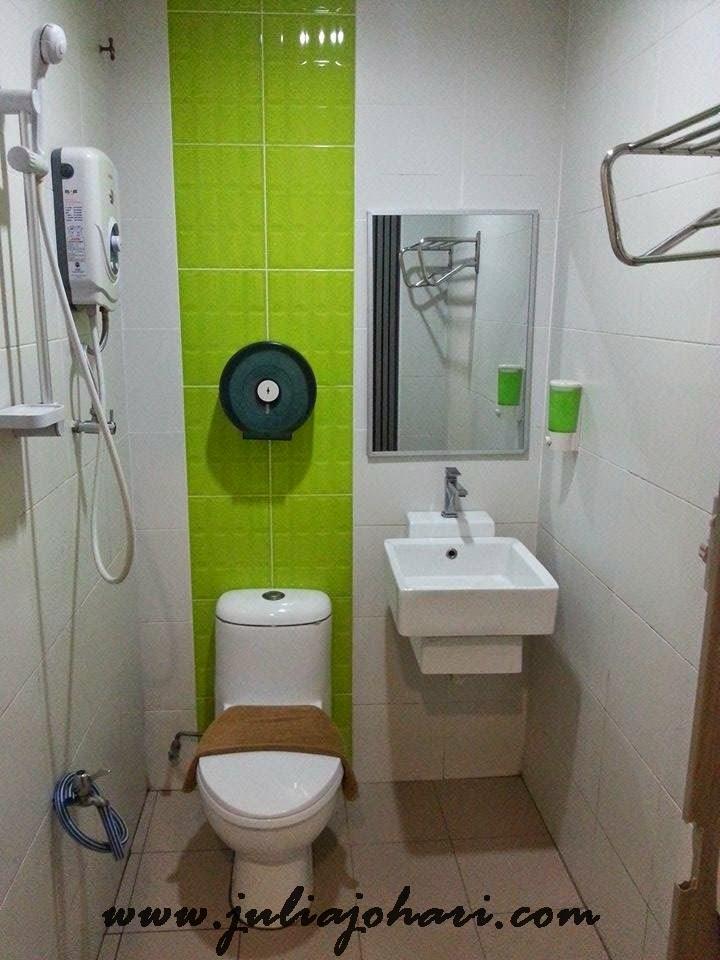 Bilik Air Cun Ada Water Heater Bagai Moden Betul Hotel T Ni Beb