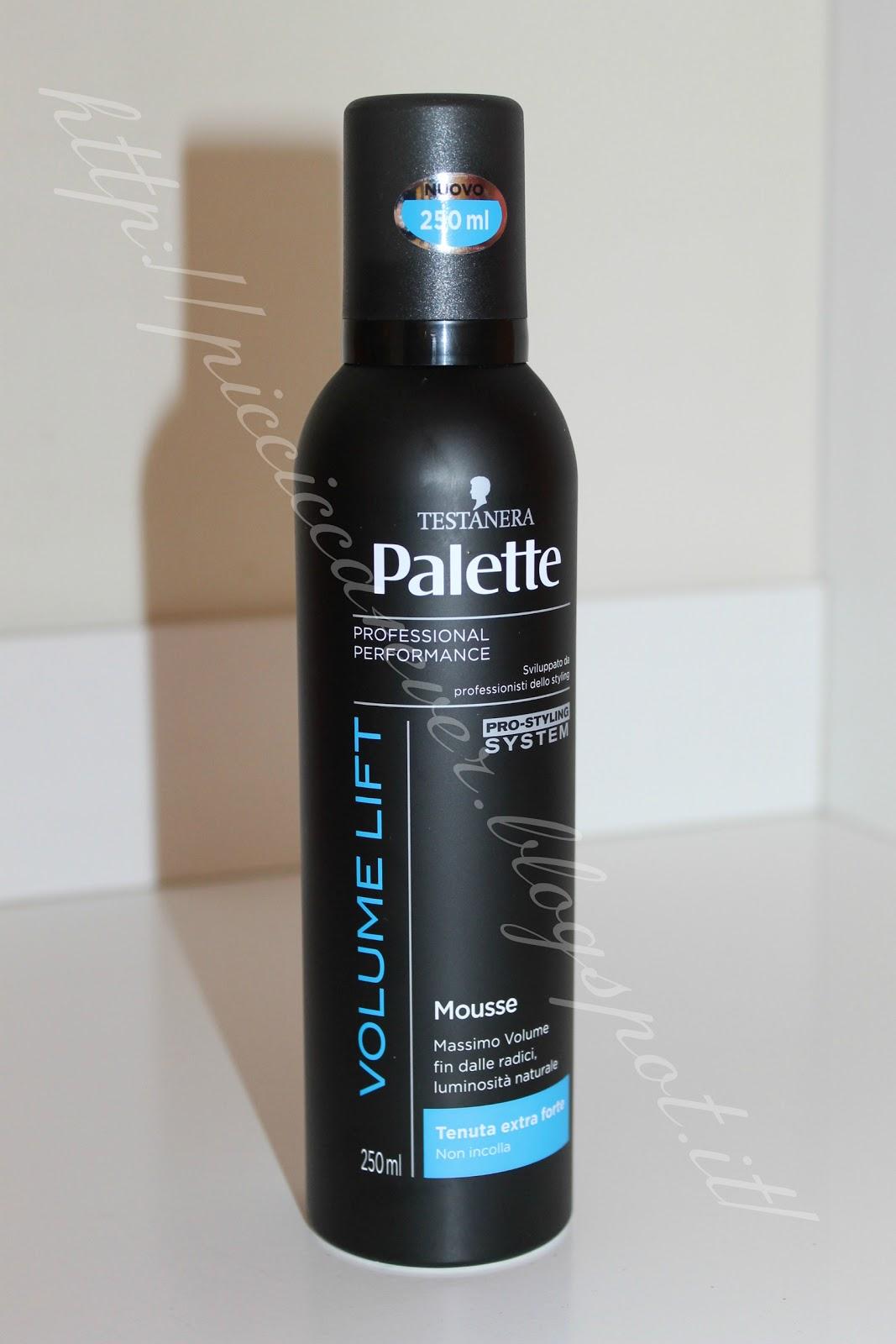 Schiuma Per Capelli Ricci Testanera Acconciature Medi