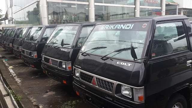 promo paket kredit dp murah colt l300 pick up 2020