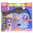 Littlest Pet Shop Large Playset Hamster (#45) Pet