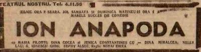 Actrita Dina Mihalcea