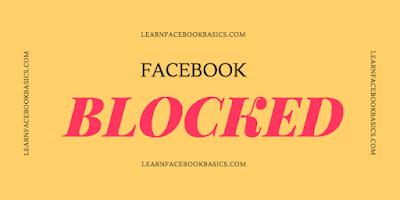 See My Blocked List of Facebook