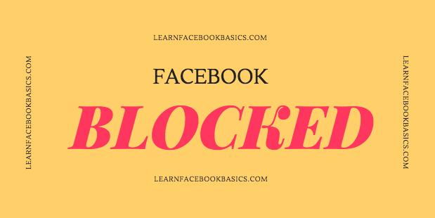 Where To View My Blocked List On Facebook | See Blocked List of Facebook