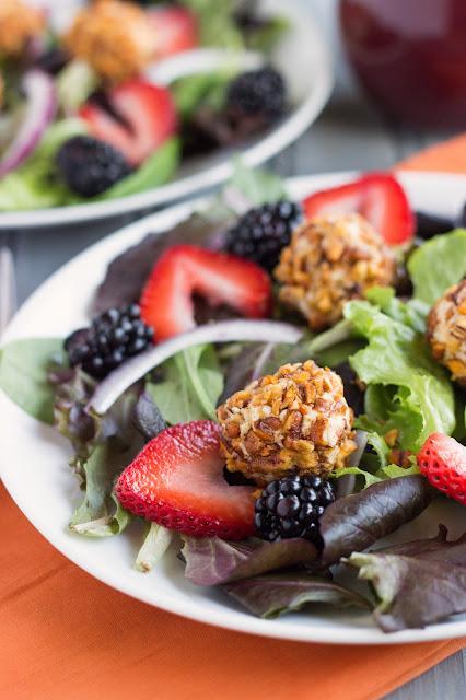 Summer Salad | Cooking on the Front Burner