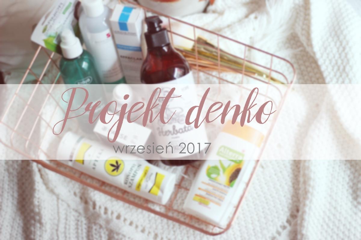 projekt denko wrzesień 2017