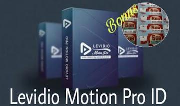 Download Levidio Motion PRO ID Gratis Kuota 5 GB