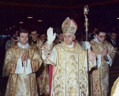 Image result for ratzinger ordination fssp