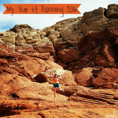 My Year of Running 2016