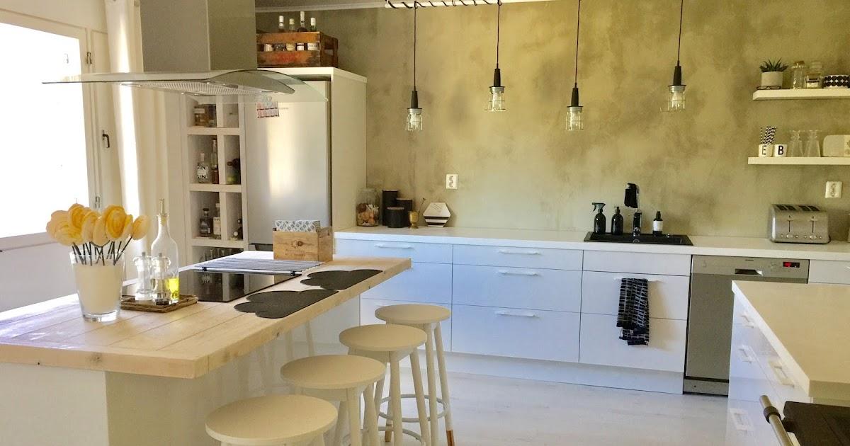 Mannankylässä Uusi Epoq keittiö