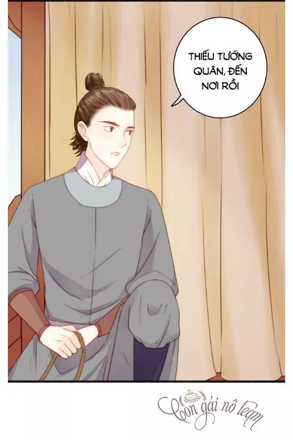 Nàng Phi Cửu Khanh - Thần Y Kiều Nữ chap 10 - Trang 33
