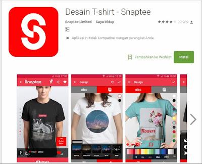 T-shirt Design - Snaptee