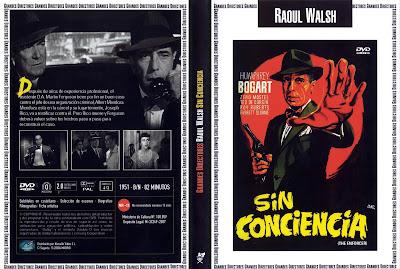 Sin Conciencia 1951 | Carátula