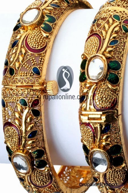 Super Fashionable Bracelets Designs 2014 by Rupali